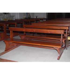 Banco in legno massello Art. 600A