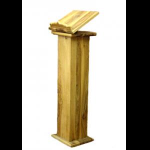 Leggio in legno d'olivo Art. 0245