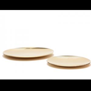 Patena Oro d. 10 cm. e cm. 14
